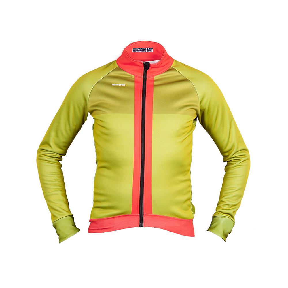 Μπουφάν ποδηλασίας | Pro γραμμή | Πράσινο