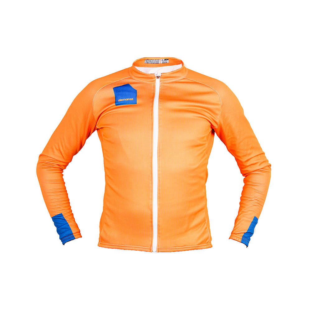 Ζακέτα ποδηλασίας | Club γραμμή | Πορτοκαλί